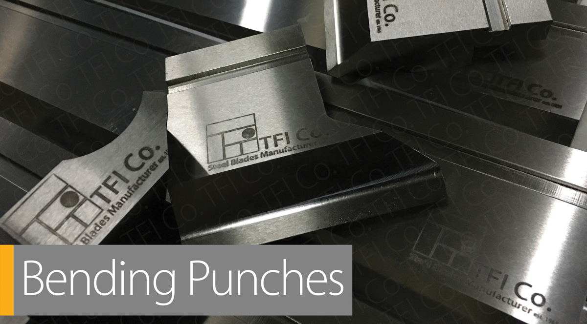 Bending Punches