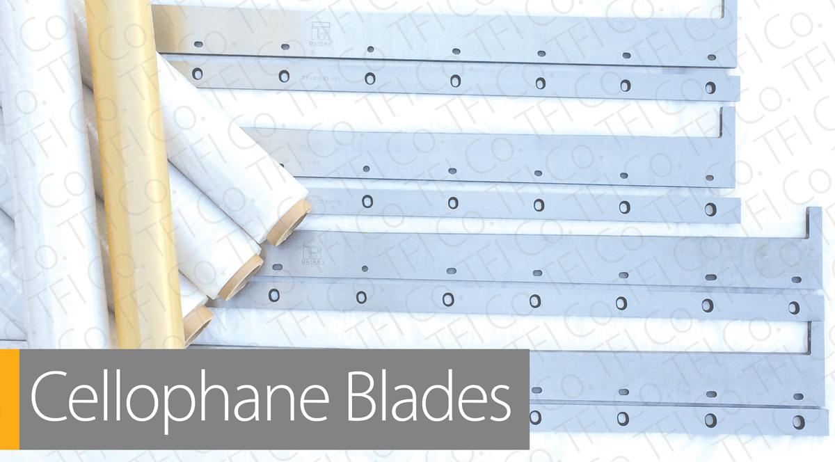 Cellophane Blades