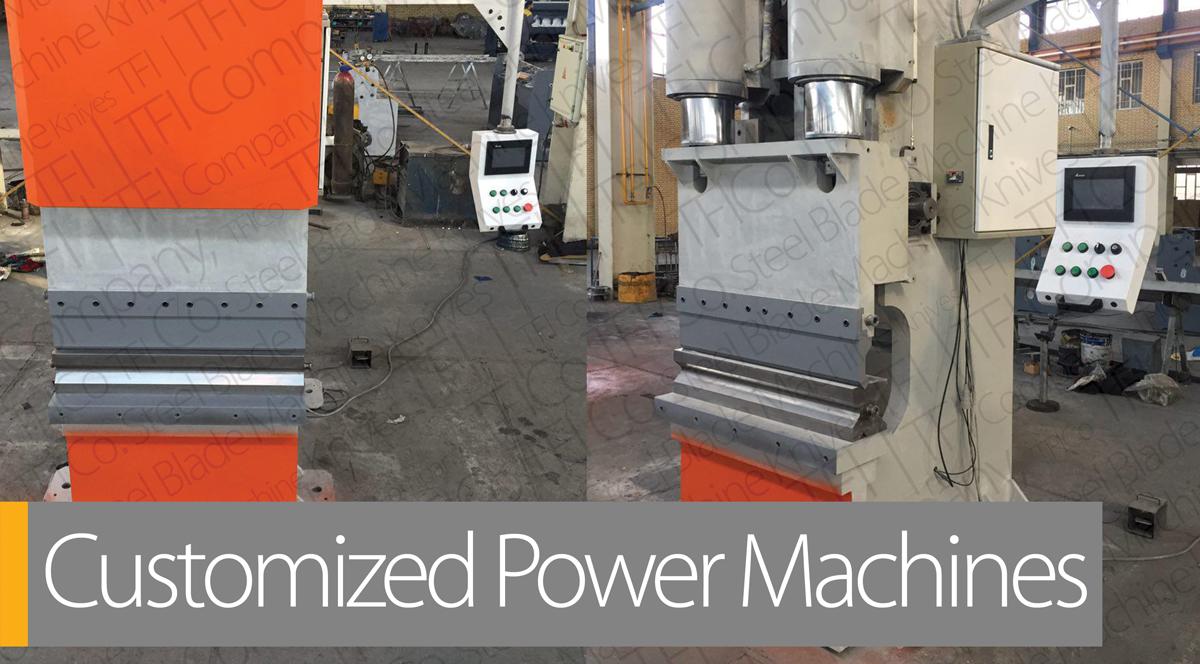 Customized Power Machines
